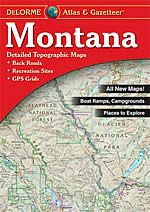 Listings of All Montana Scenic & Backcountry Drives Covered on Big Sky Fishing.Com