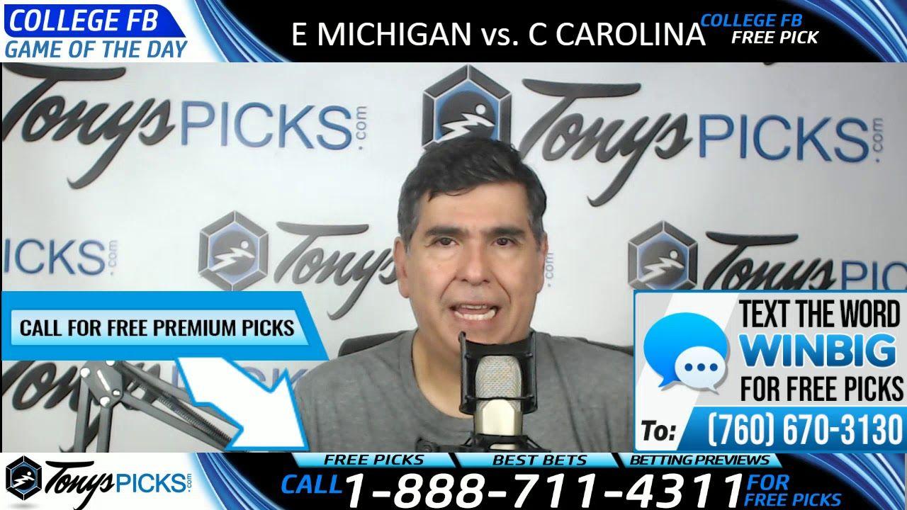 Eastern Michigan vs. Coastal Carolina Free NCAA Football