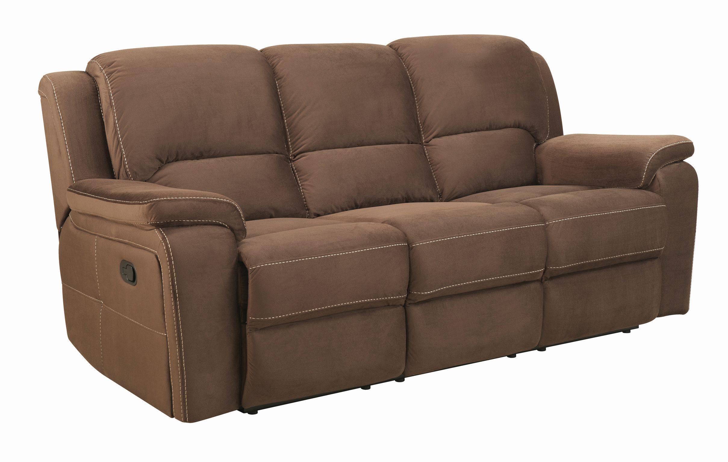 Power Reclining Bassett 3 piece set includes Power Reclining Sofa