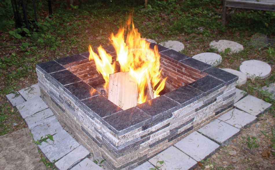 Granite Fire Pits And Bbq Islands Granite Fire Pit Wood Burning Fire Pit Fire Pit