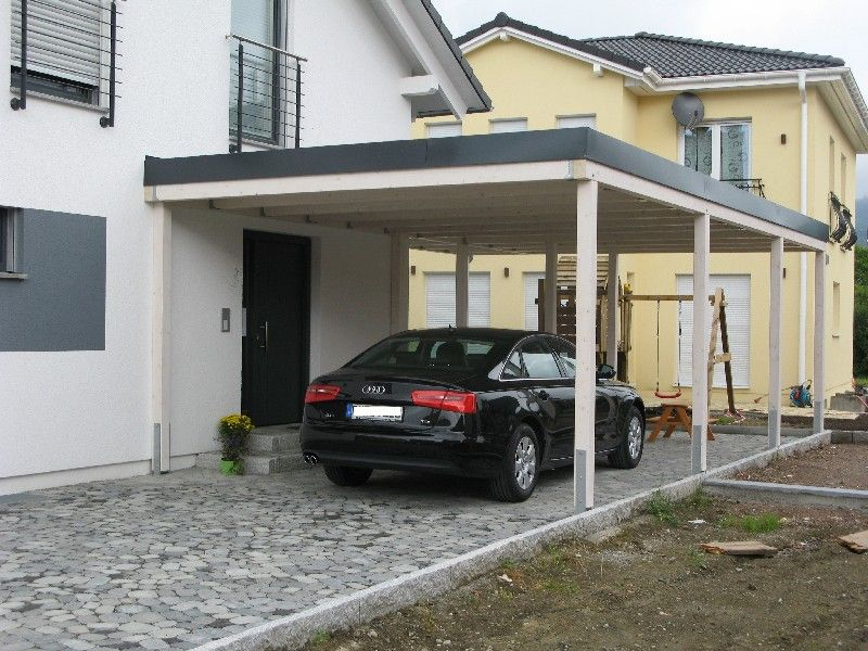 carport von wachter holz fensterbau wintergarten gartenhaus carport oder gefl gelstall. Black Bedroom Furniture Sets. Home Design Ideas