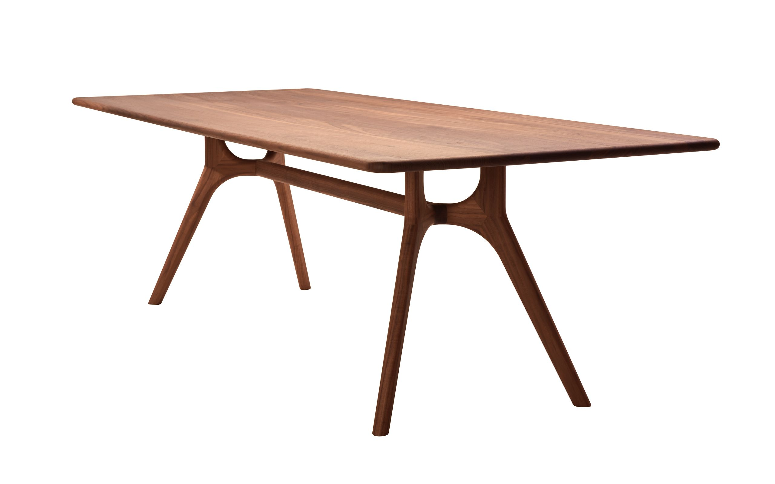 Traditional Lightness An Organic Shape And Absolute Sturdiness Make This Table Nil An Expressive Table Even In Expansive Interio Esstisch Kuchen Design Tisch