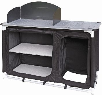 camping kitchen sink unit royal glamping kitchen stand with storage area glamping 5095