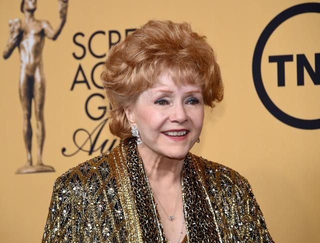 Debbie Reynolds Had Three Disastrous Marriages