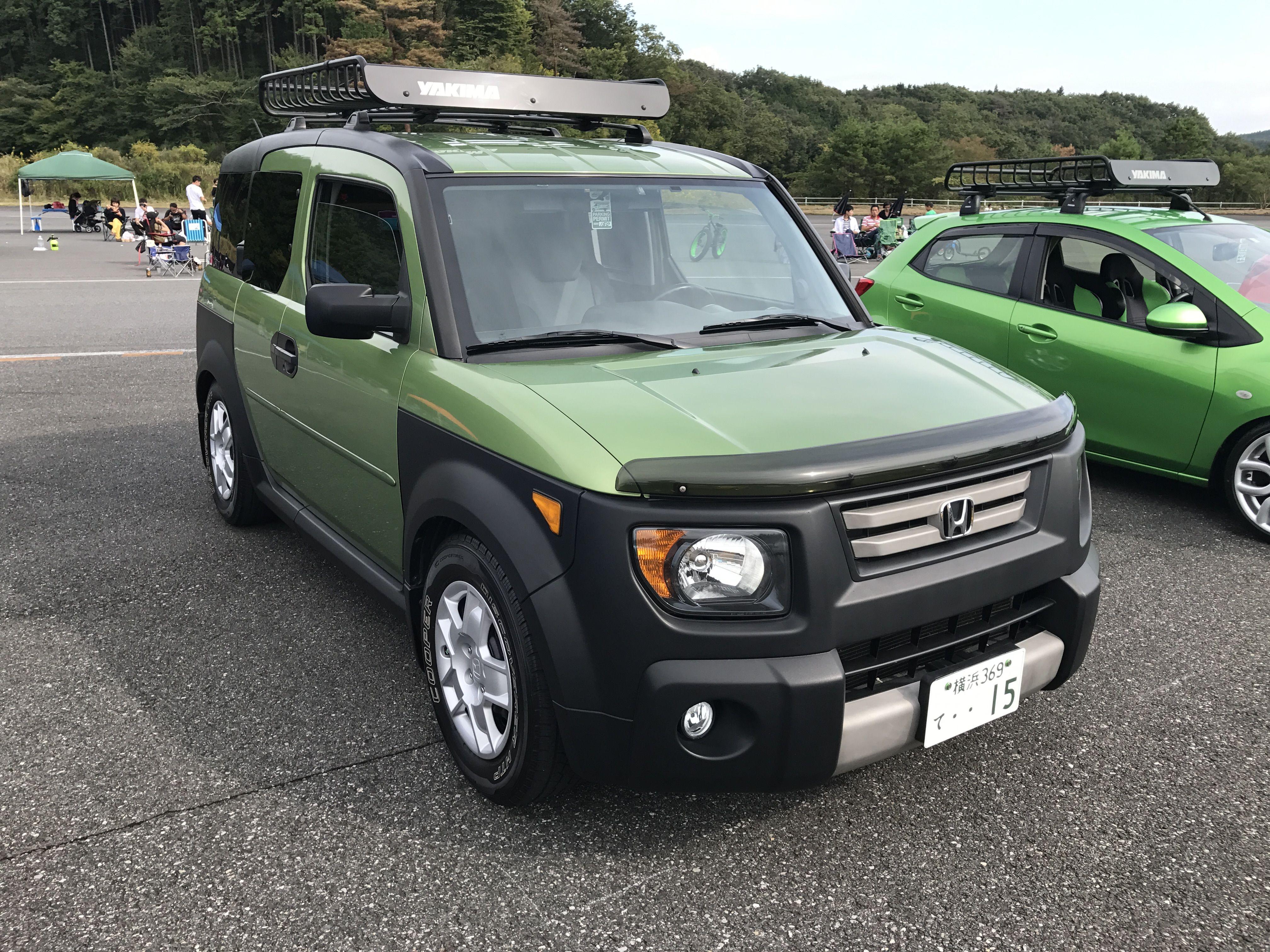 Honda Element Camper, Minivan, Car Accessories, Rolling Carts, Auto  Accessories, Van