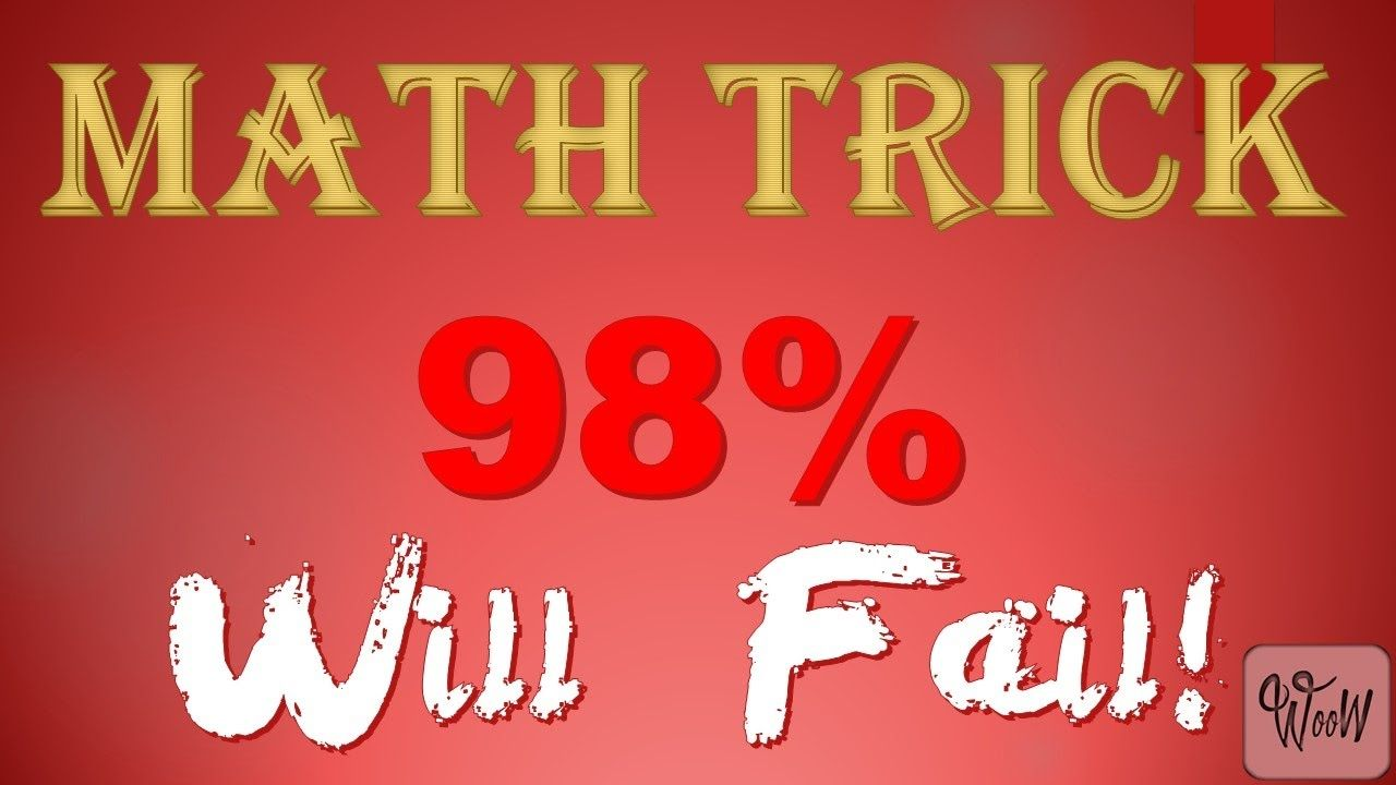 Math Trick Question 98% Will Fail! | 7+6 IS 12 or 7+6 ARE 12