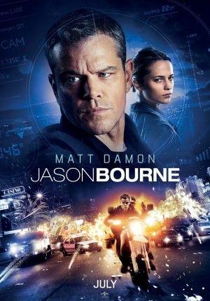 Filme Poster Jason Bourne Films Complets Matt Damon Affiche De Film