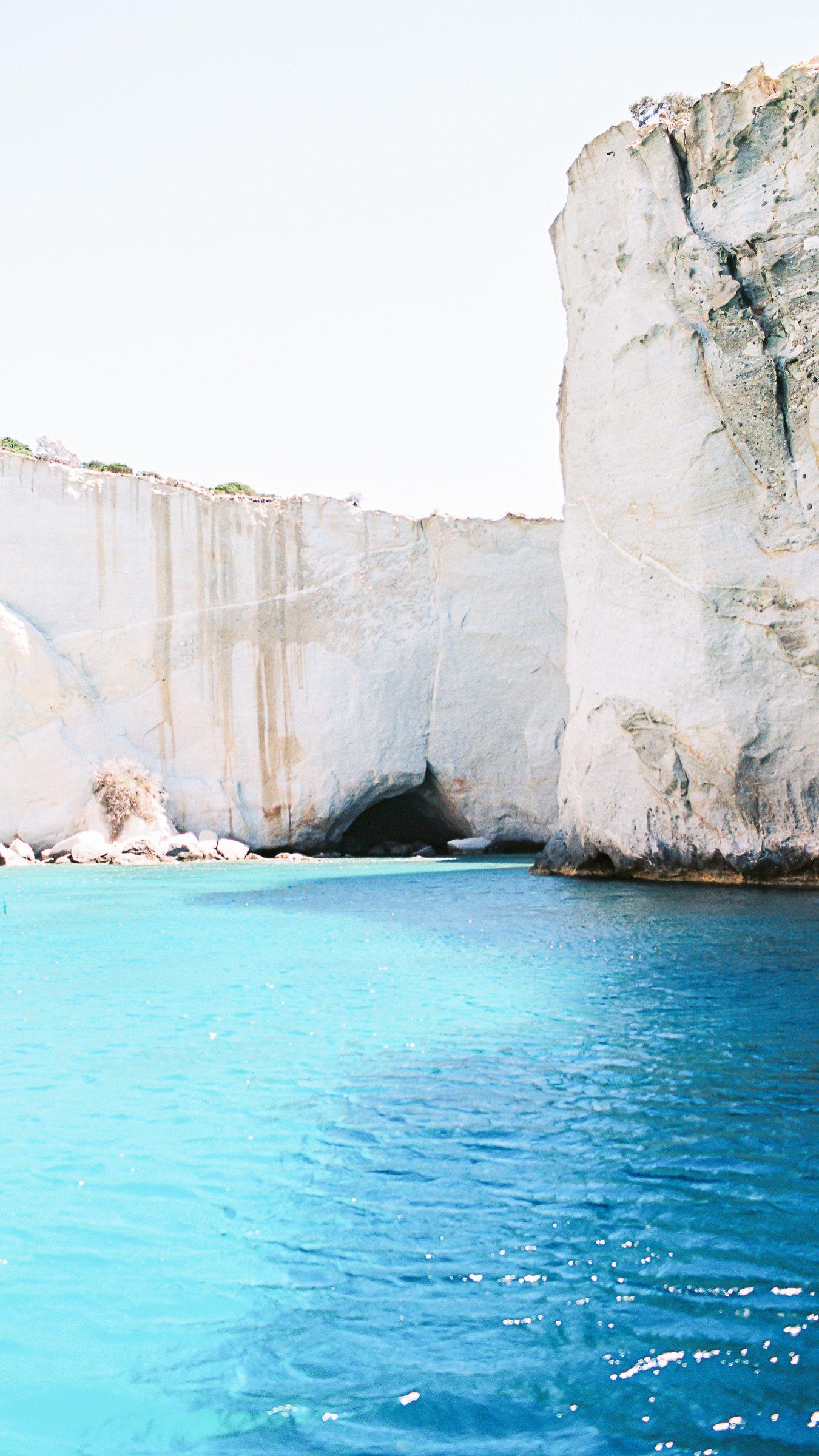 Milos, Greece  #aegeansea