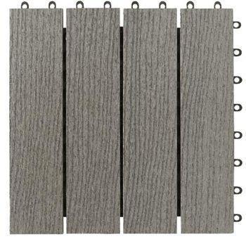 Simpli Deck Tiles Wood Plastic Composite Deck Tiles Deck Tiles