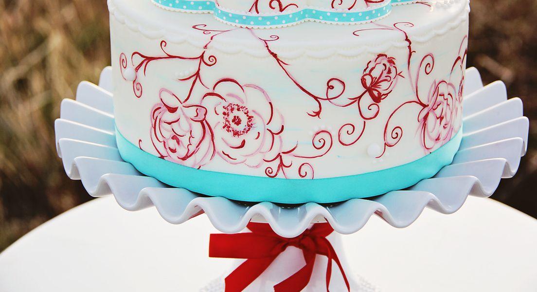 Wedding Cakes – Three Little Blackbirds