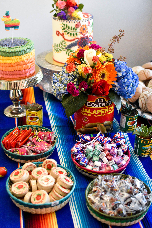 fiesta theme party ideas