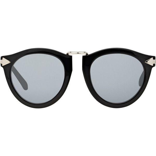 Karen Walker Harvest Sunglasses (€255) ❤ liked on Polyvore