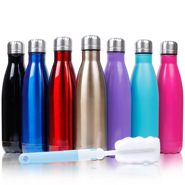 Top 7 Best Metal Water Bottle Reviews Stainless Steel Bottle