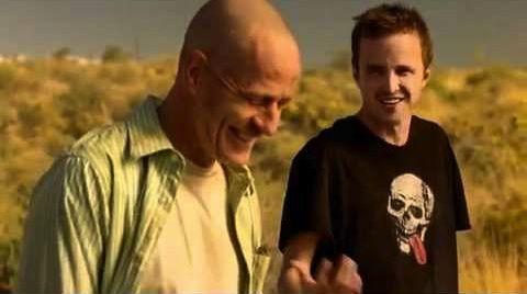 Watch a Hilarious 'Breaking Bad' Gag Reel