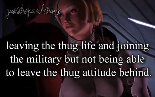 Just Shepard Things