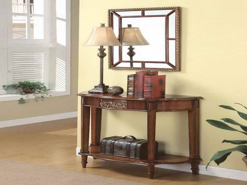 Decorating Front Foyer Table : New ideas entry hall table decor with foyer tables lamps