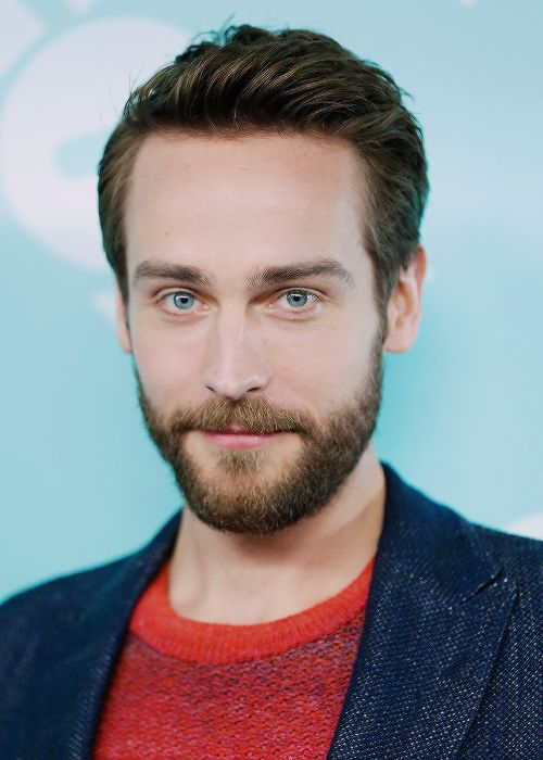 Sleepy Hollow's Tom Mison at the FOX 2103 Programming Presentation Post-Party