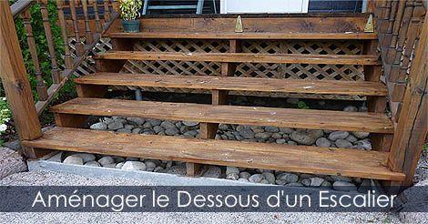 Am Nager Le Dessous D 39 Une Escalier Comment Construire Et