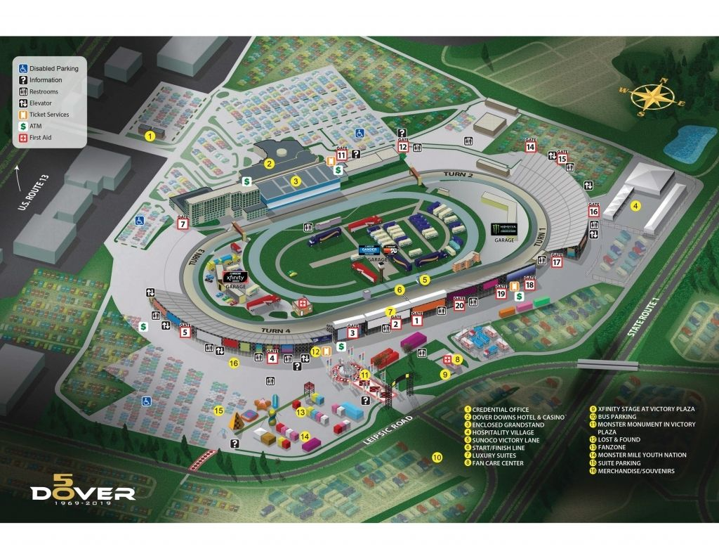 The Stylish Dover Speedway Seating Chart In 2020 Dover Speedway Speedway Dover