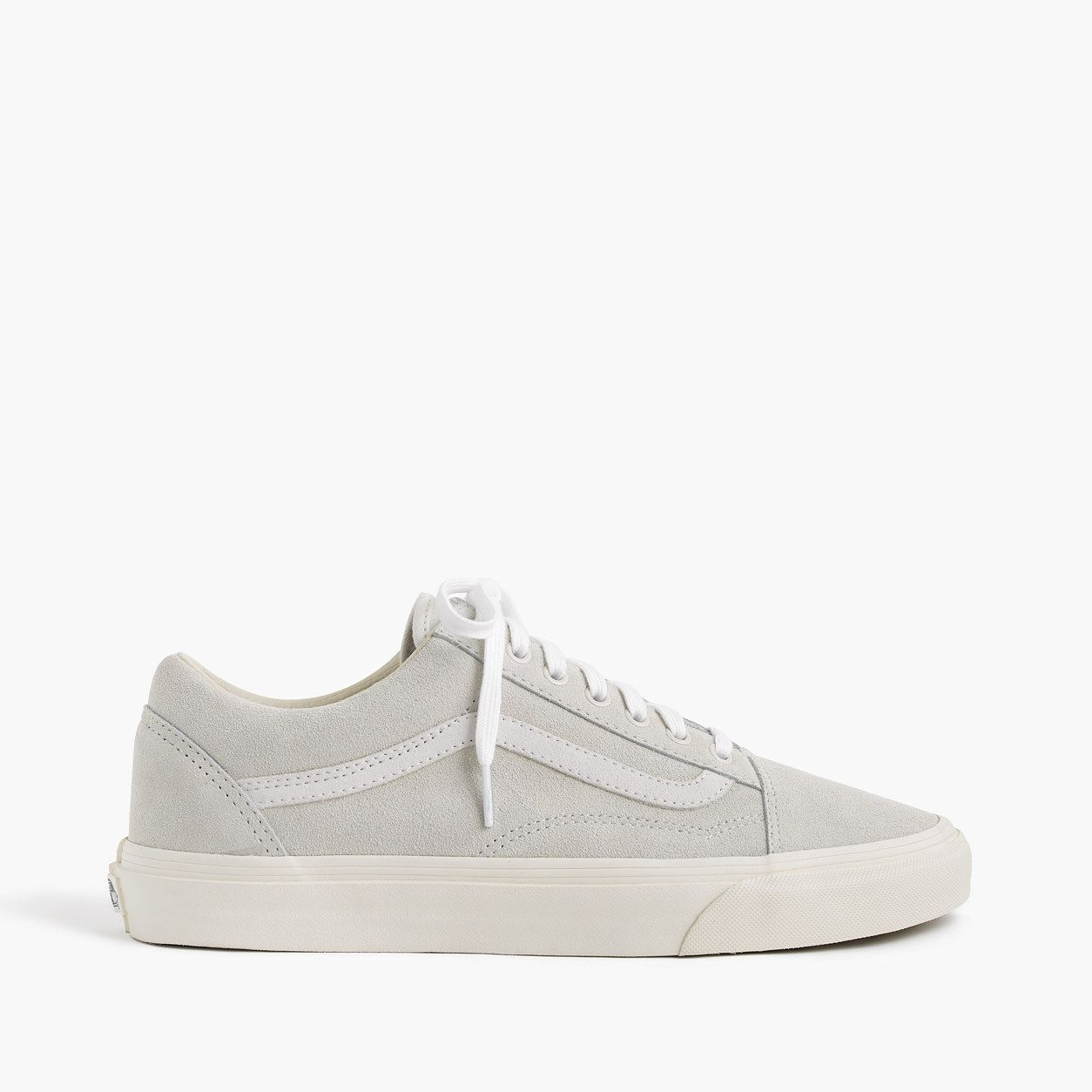 85bb4fd209ae Vans For J.Crew Old Skool Sneakers In Suede (Size 11.5 M)