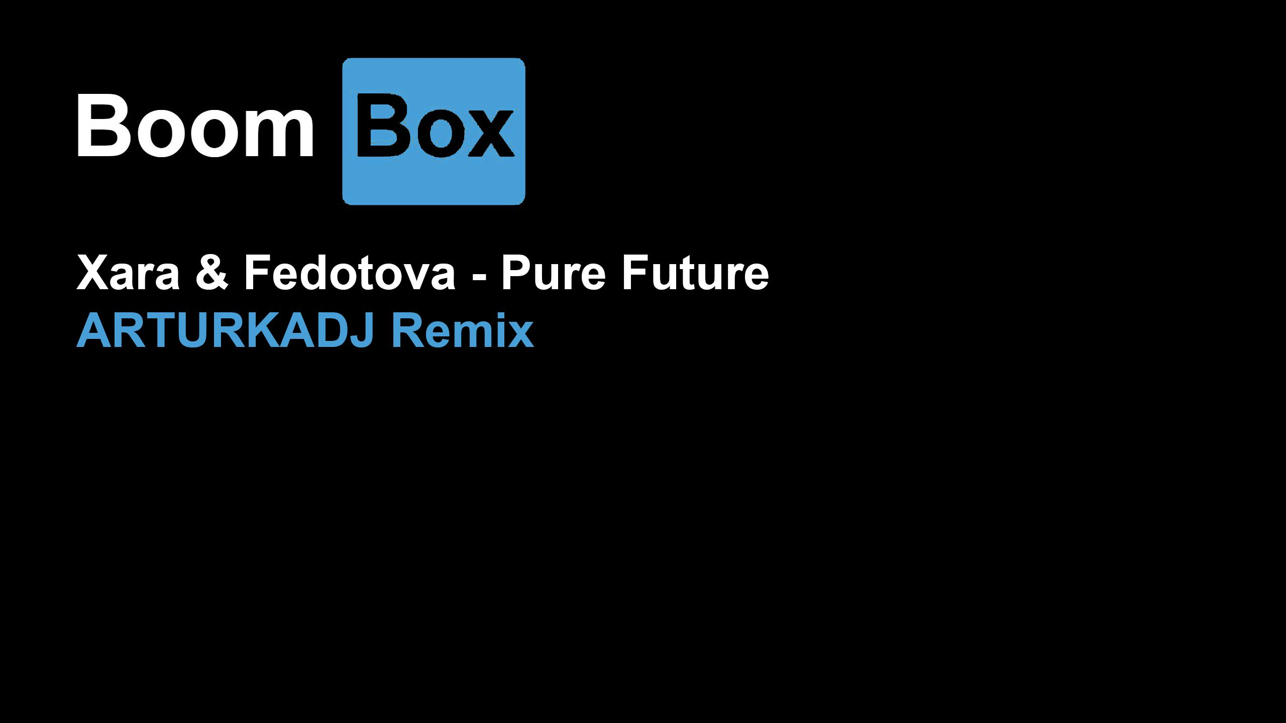 Song: Pure Future Artist: Xara & Fedotova Album: N/A Exact