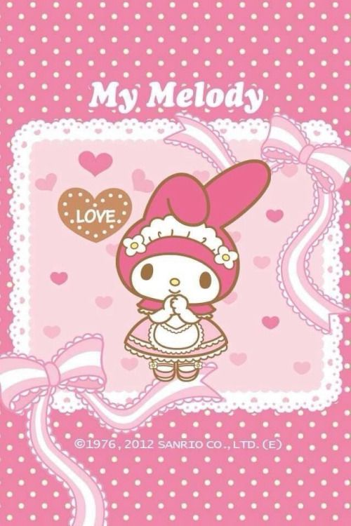 Dollybunny Sanrio WallpaperKawaii WallpaperHello Kitty WallpaperSanrio Hello KittyMy MelodyIphone