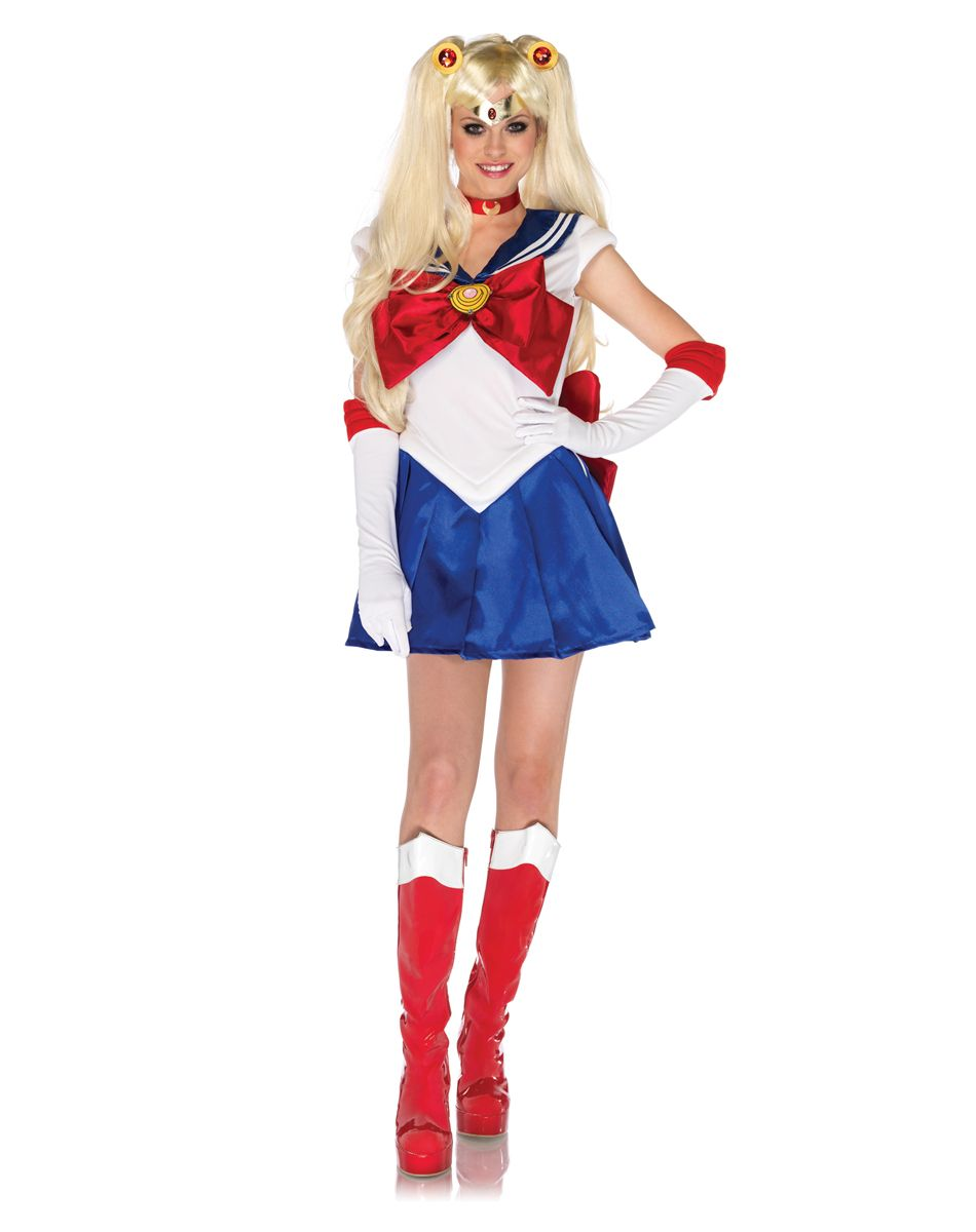 Sailor Moon Adult Womens Costume – Spirit Halloween $70 ...