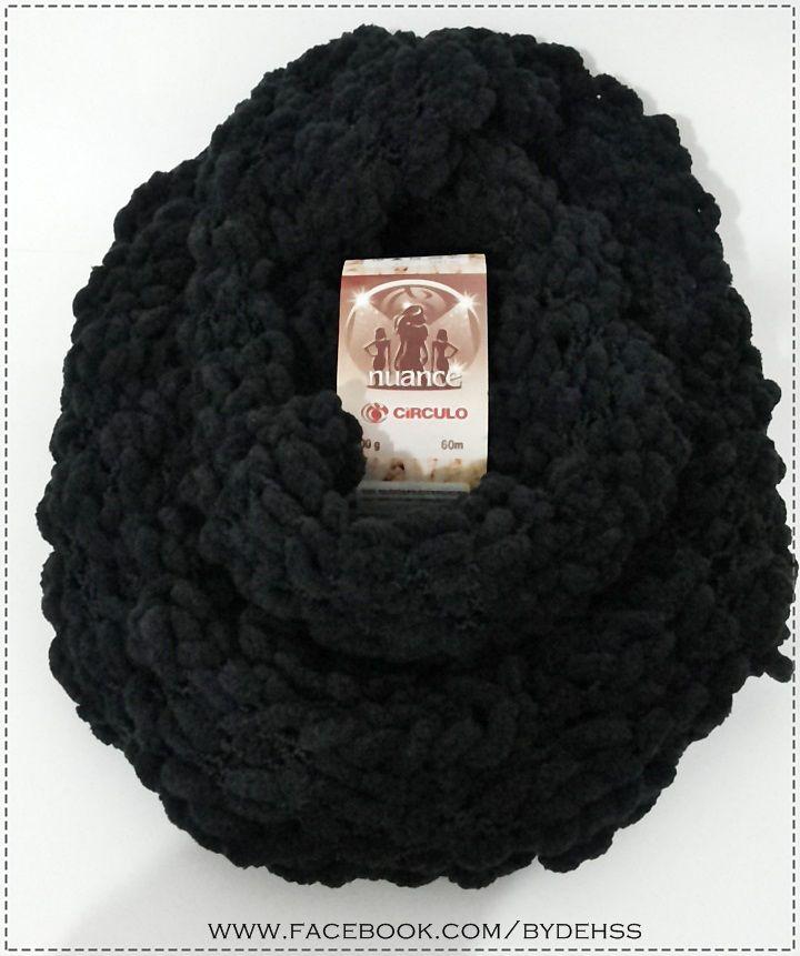 Golão/Cachecol de lã