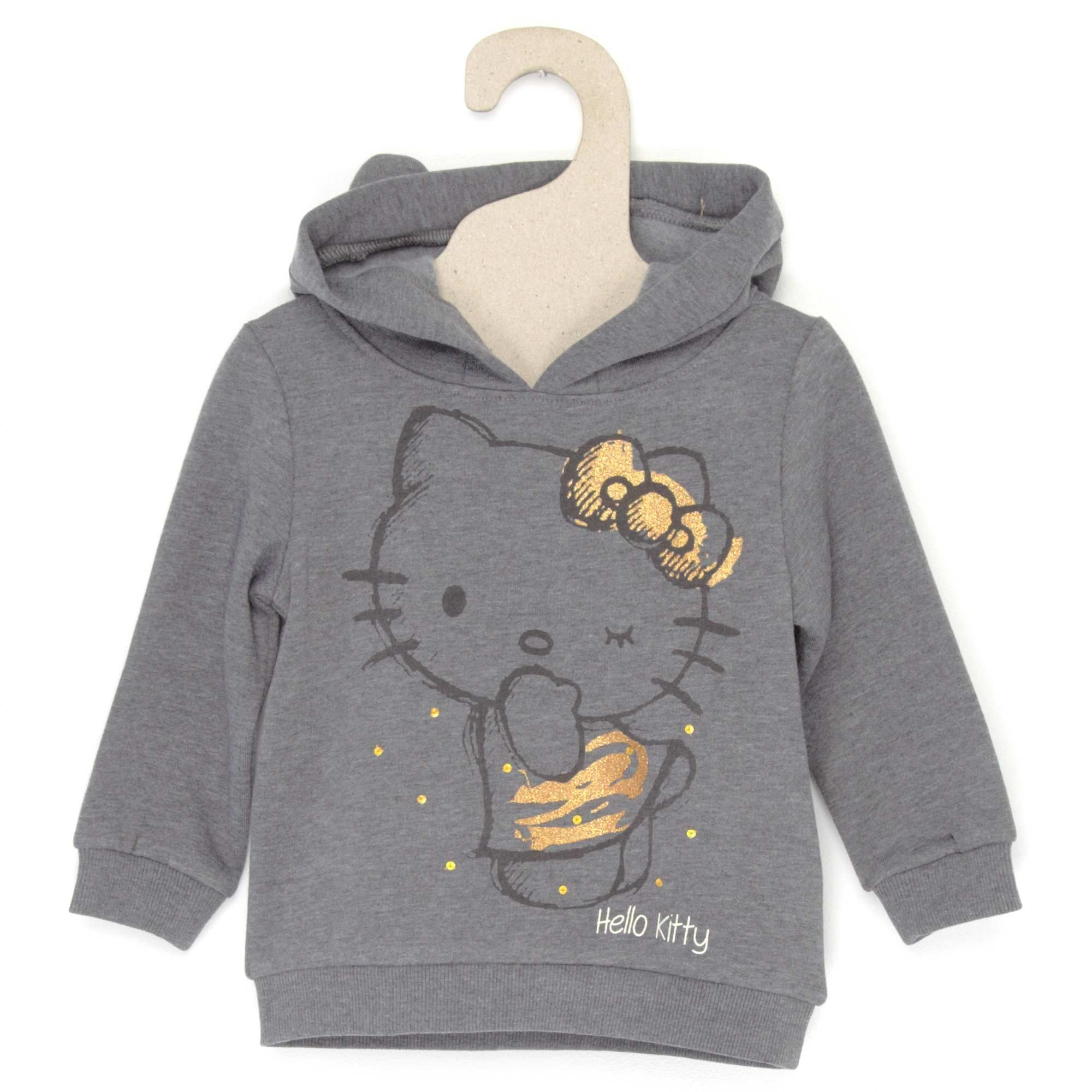 Sweat A Capuche Hello Kitty Petite Fille Kiabi 13 00