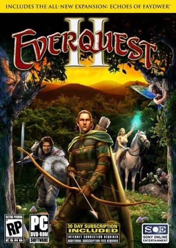 Everquest 2: Echoes of Faydwer  | Video Games I Love | Video game