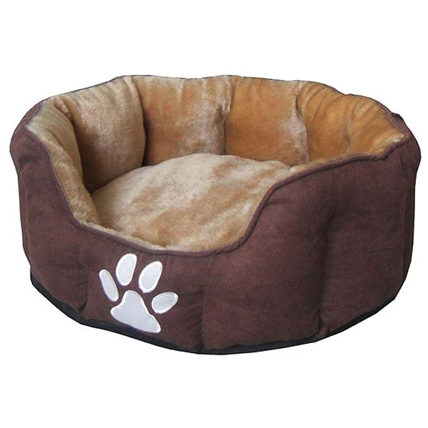 Pin By Emily Torem On Midnight Plush Dog Bed Round Dog