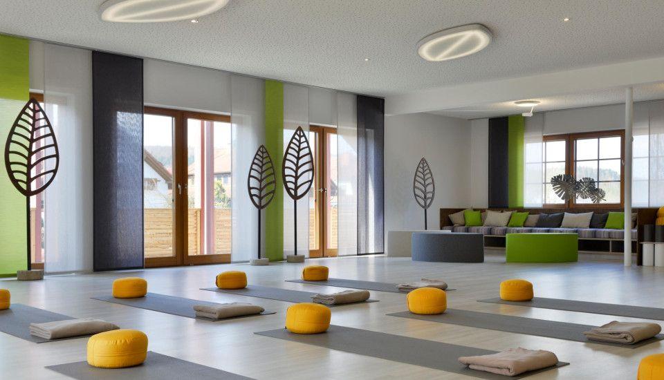 Yogaraum Gestalten neuer yogaraum im freund das hotel und spa resort s und