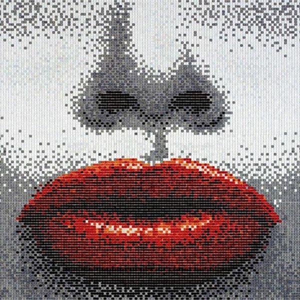 mosaic tile interior design decorating with sicis pixall tiles - Mosaic Tile Design Ideas