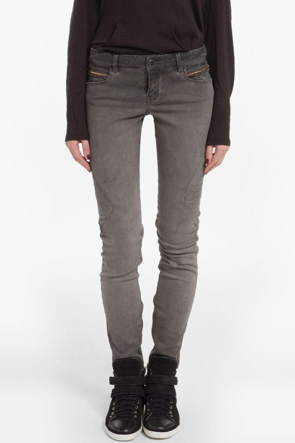 Maje | 'Diabolo' Skinny Jeans | Skinny jeans, Skinny, Maje