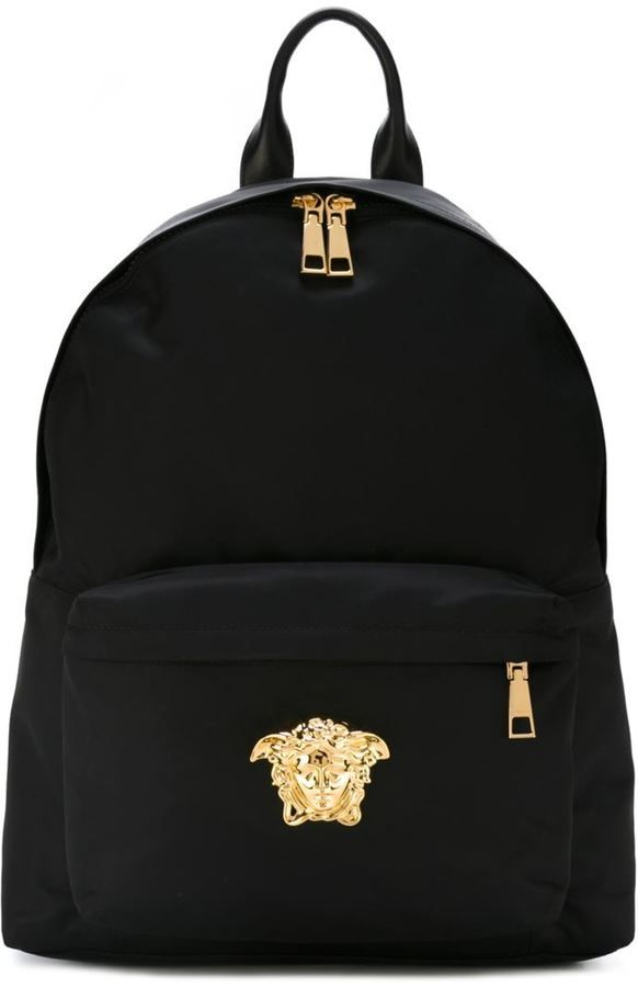 2598b061108 Versace 'Palazzo Medusa' backpack | Mens Backpacks | Versace men ...