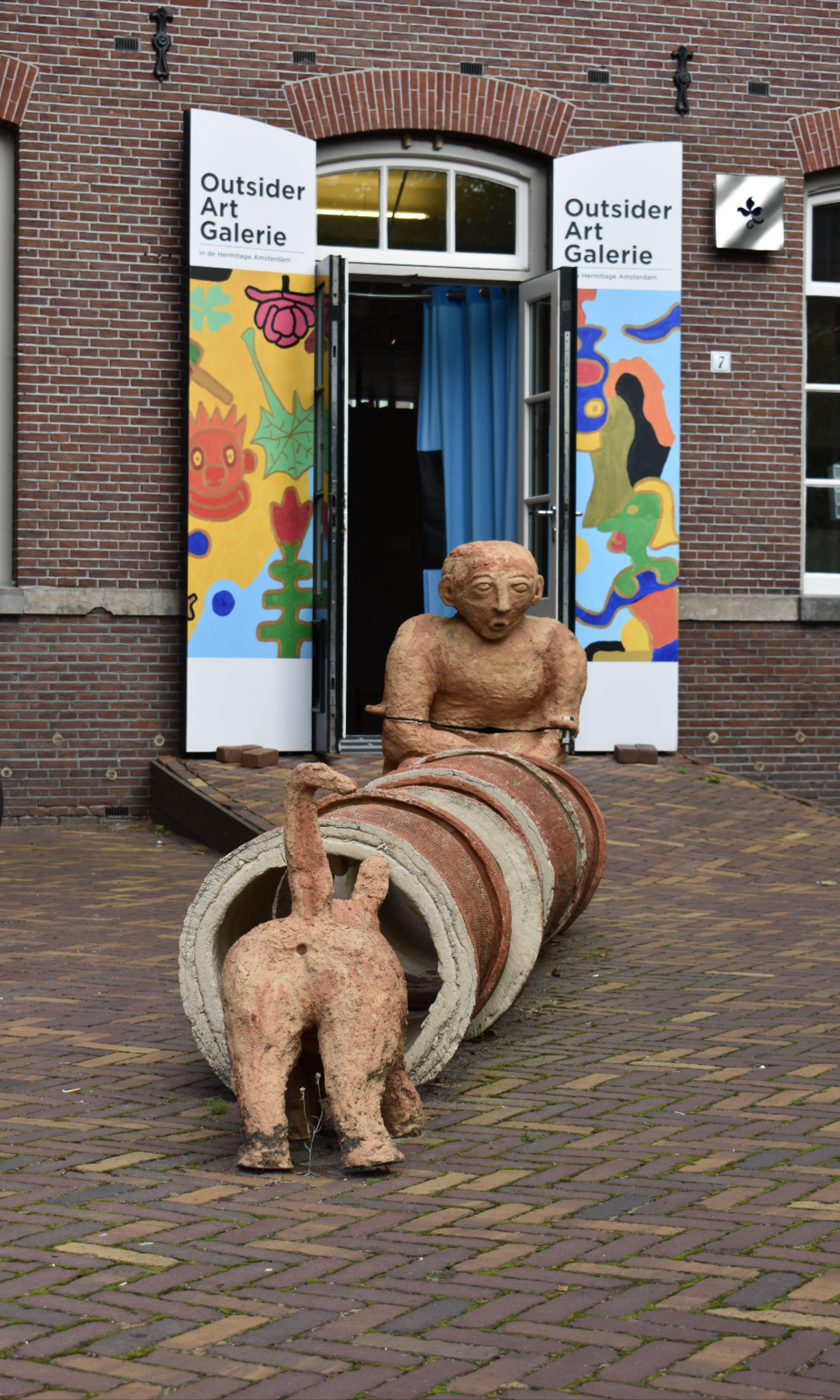 Ingang Outsider Art Museum In 2020 Museum Cultuur Kunstwerk