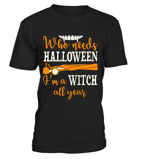 "# Dentist I'm A Witch All Year Who Needs Halloween T-shirt .  Special Offer, not available in shops      Comes in a variety of styles and colours      Buy yours now before it is too late!      Secured payment via Visa / Mastercard / Amex / PayPal      How to place an order            Choose the model from the drop-down menu      Click on ""Buy it now""      Choose the size and the quantity      Add your delivery address and bank details      And that's it!      Tags: Dentist Halloween T-shirt…"