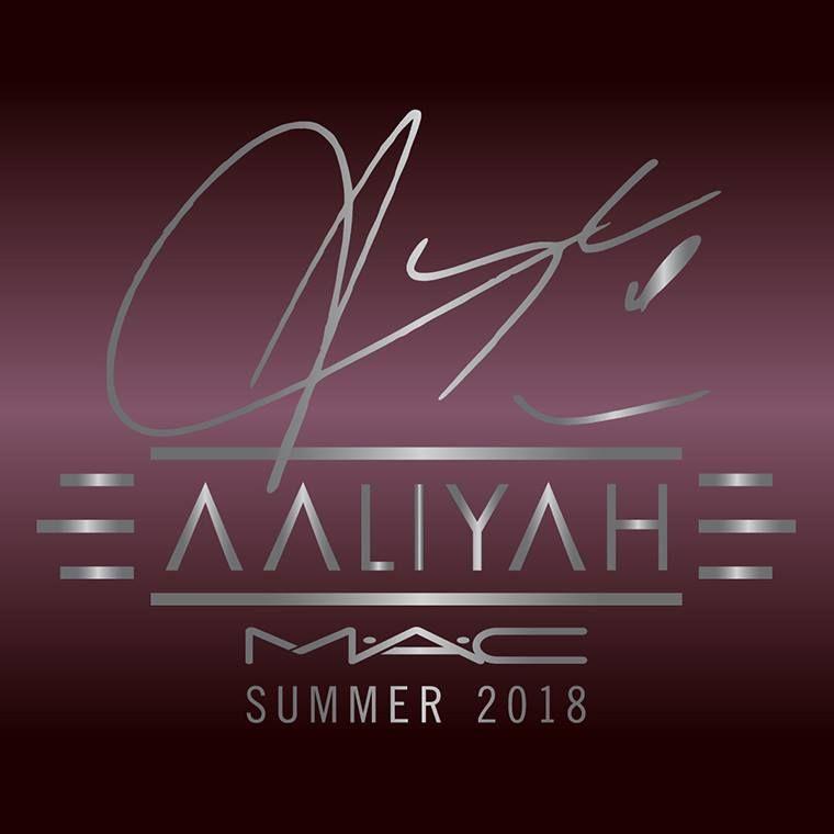Mac Aaliyah Summer 2018 Collection Aaliyah Mac Cosmetics Mac