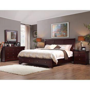 Delightful Avalon 5 Piece King Bedroom Set   Guest Suite?