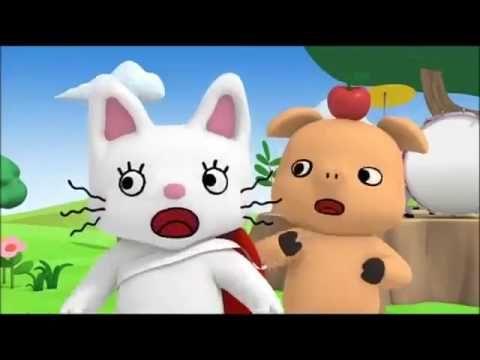 げんきげんきノンタン 「ふうせんじんのノンタン」 のんたんアニメ30分 【 ノンタンといっしょop!】