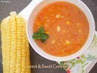 Image result for carrot and corn soup