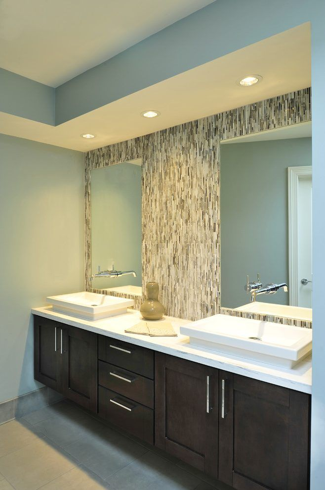 Image Result For Soffit In Bathroom Bathroom Recessed Lighting