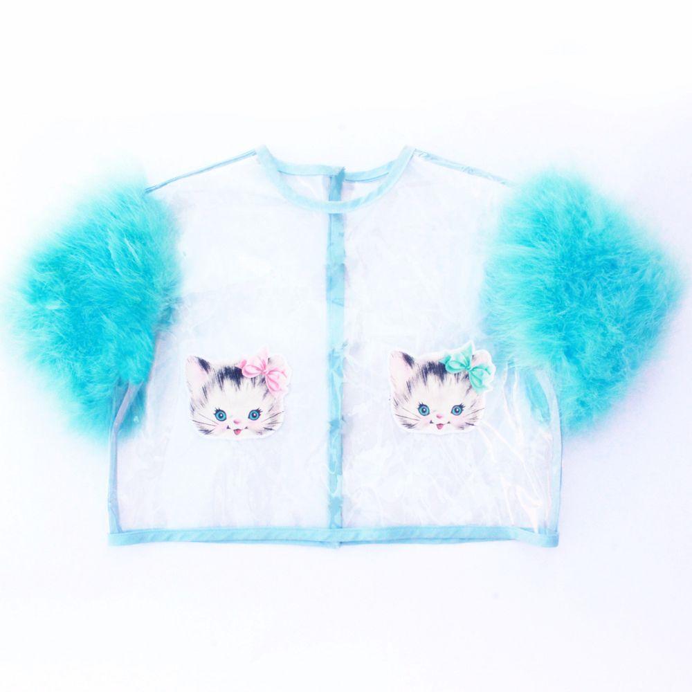 Kitten Crop Top Crop Tops Tops Clothes Design