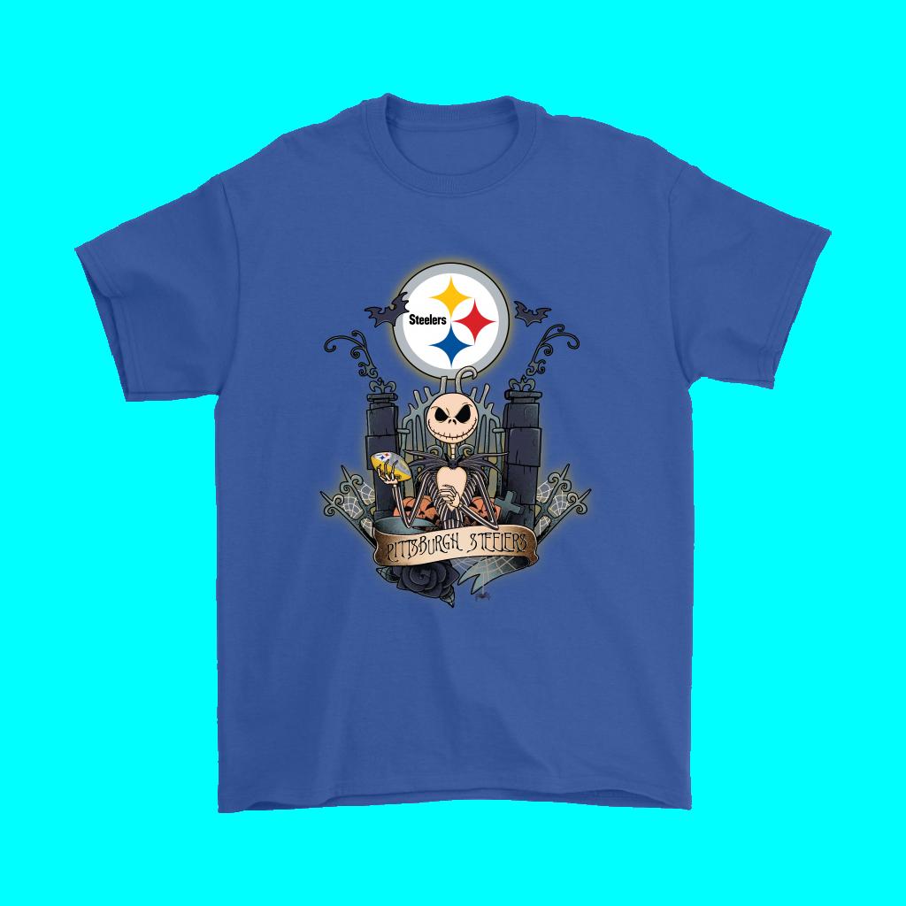 Pittsburgh Steelers Jack Skellington This Is Halloween NFL