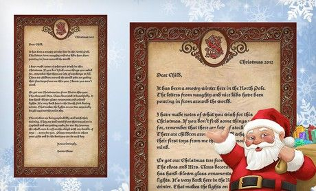 letter from santa from santa com deal of the day groupon abilene