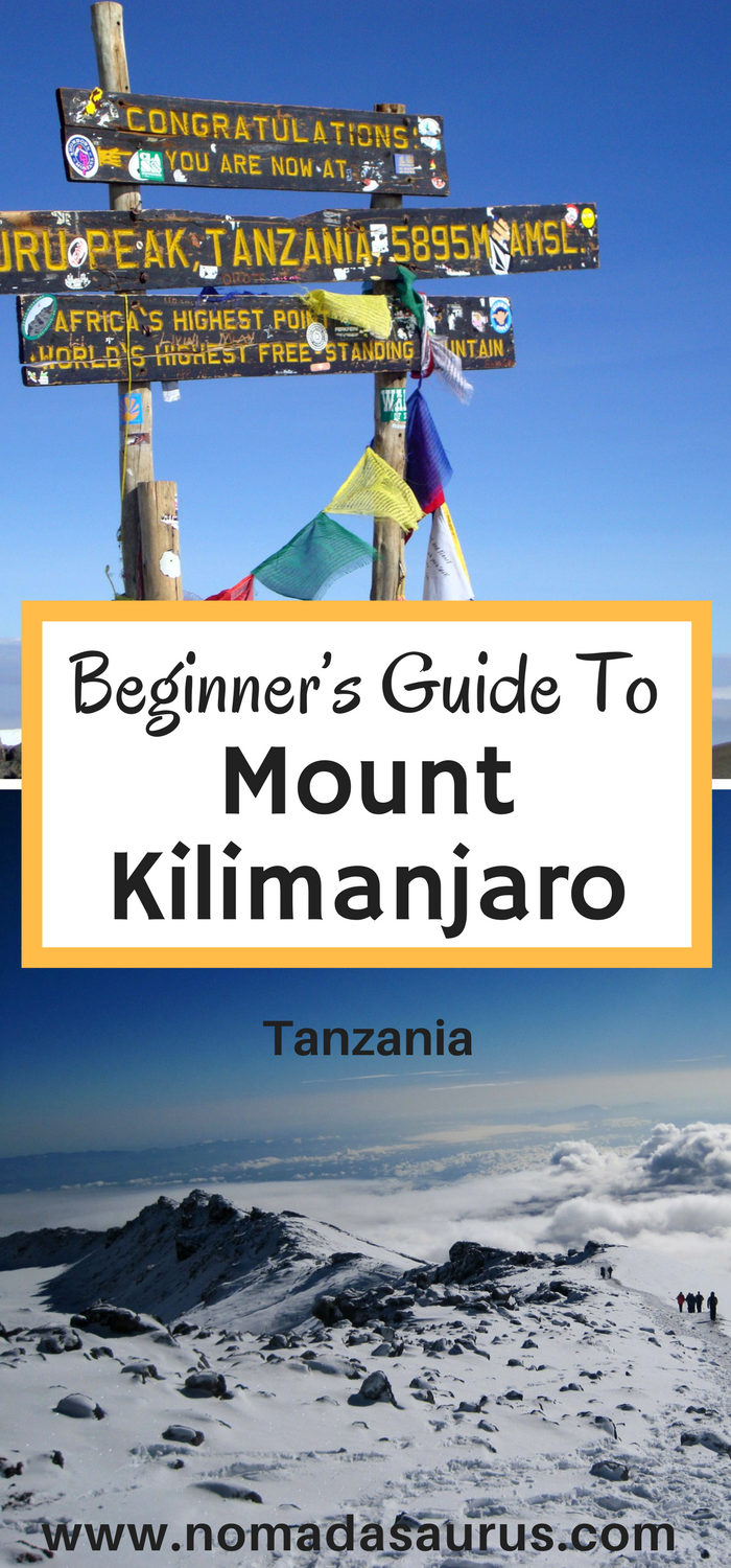 Climbing Kilimanjaro is on many adventurous traveller s bucket-list. A  combination of  conquering  one of the Seven Summits 1108921d5c