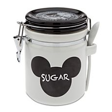 Mickey Mouse Kitchen Canister #disneykitchen