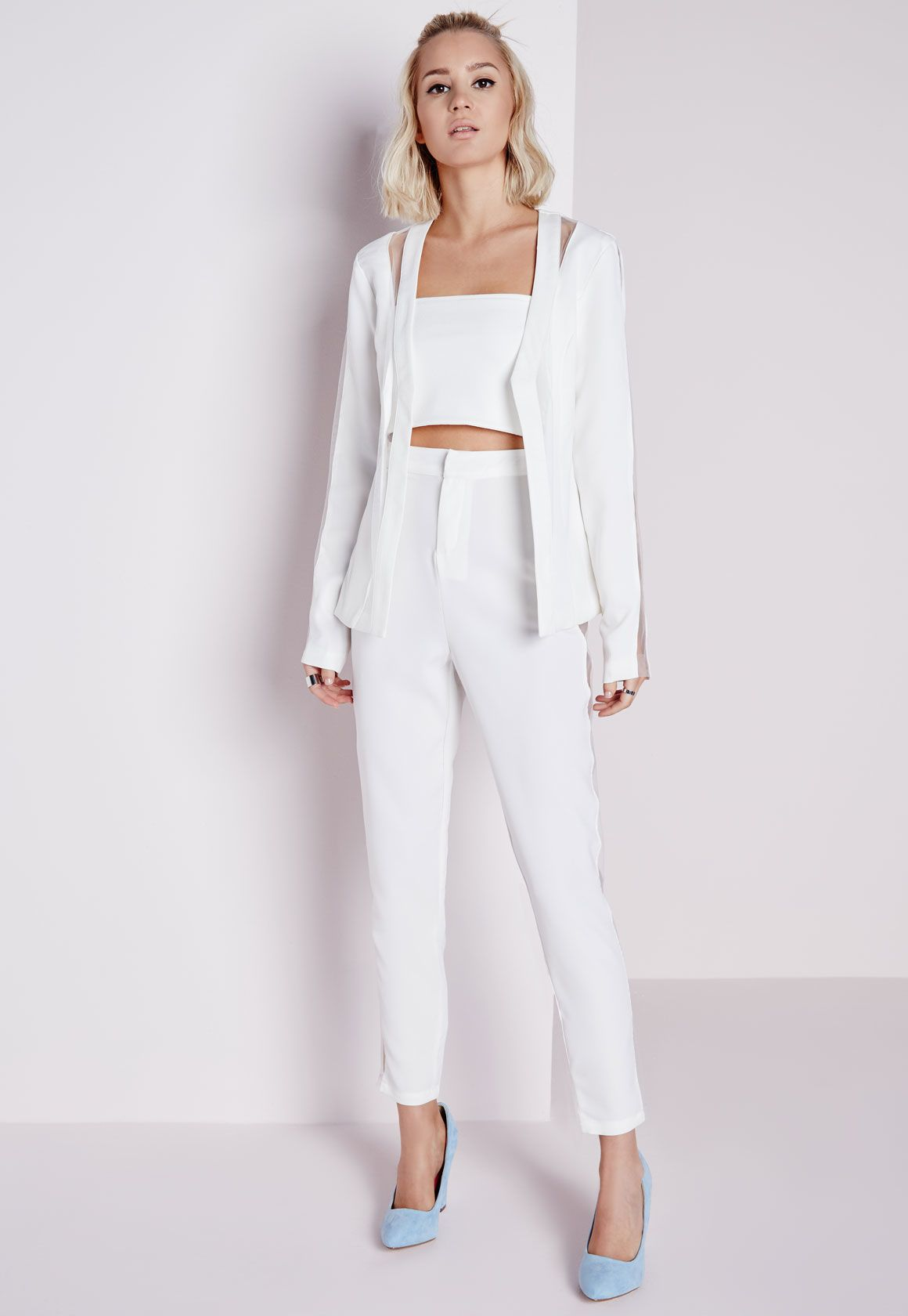 3e1f4400033 All-White Party Outfits Ideas for Women - If you ve never heard of an all-white  party