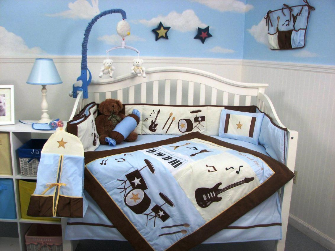 linen set moods crib store products boy bedding the nursery pure