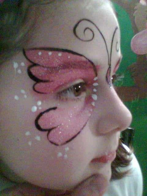Maquillaje Artistico Infantil | maquillaje artistico para ...